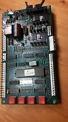 Polyvend vending CONTROL BOARD TESTED removed from a PV6640 snack tested #2