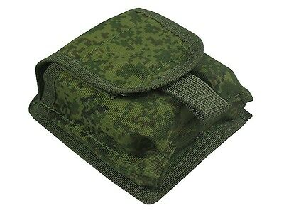 Russian Pouch Case medical first aid kit molle EDC green airsoft bag emr pixel
