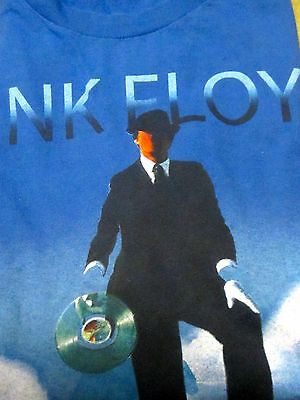 pink floyd T-Shirt WISH YOU WERE HERE XXL Cotton Roger Waters UNWORN 2 sides