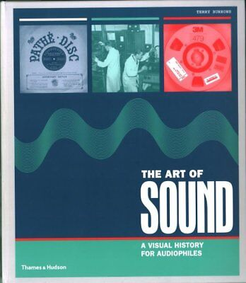The Art of Sound by Terry Burrows (Hardback, 2017)