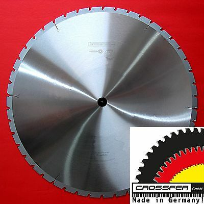 HM Carbide saw blade Z46 700x4,2x3,1x30 FF flat tooth bevel MADE IN GERMANY