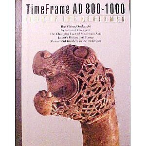 Fury of the Northmen: Time Frame, Ad 800-1000 by Time-Life Books