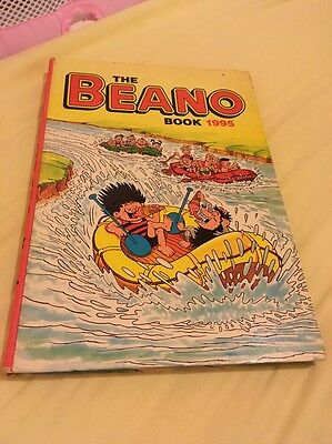 The Beano Book Annual 1995 (Unclipped)