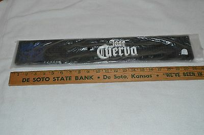 JOSE CUERVO Bar Mat Black 21 Inch Rubber New in Package Free Shipping Promo