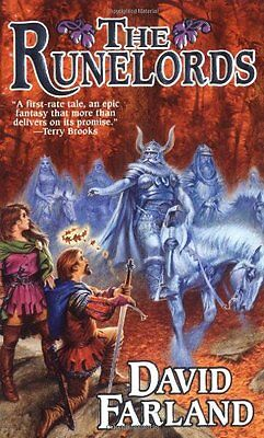 The Sum of All Men (The Runelords, Book One:) by David Farland
