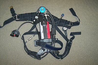 Drager AirBoss Evolution PSS 100 SERIES SCBA Harness