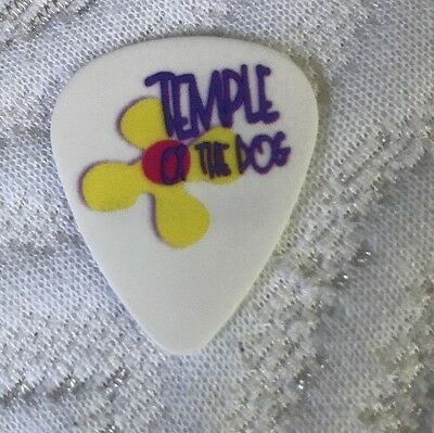 Temple Of the Dog Tour Mike McCready Pearl Jam Guitar Pick- RARE