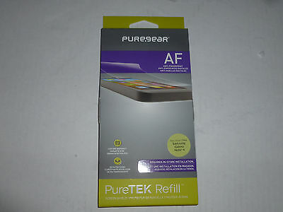 New Phone Puregear Puretek Anti Fingerprint Screen Samsung Galaxy Note 4 Lot Nib