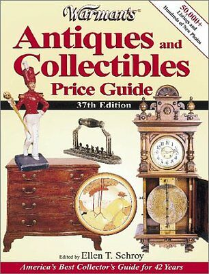 Warmans Antiques and Collectibles Price Guide (Wa