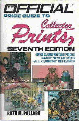 The Official Price Guide to Collector Prints, 7th