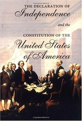 The Declaration of Independence and the Constituti