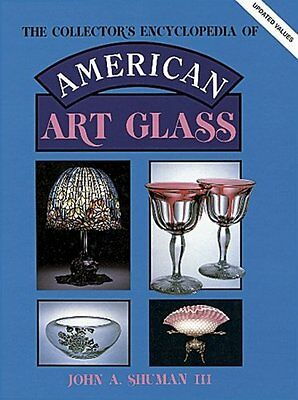 The Collectors Encyclopedia of American Art Glass