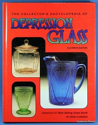 The Collectors Encyclopedia of Depression Glass (