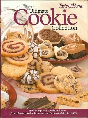 The Ultimate Cookie Collection: 499 Scrumptious Co