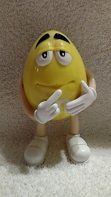 M&M's Yellow Peanut Character Night Lite