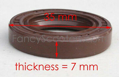 Gear Box Cover Oil Seal 22X35X7 Mf# 30501-022000F Cfmoto 250Cc Water Cool Engine