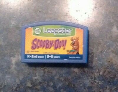 leapster Scooby doo