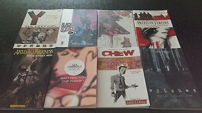 Sci-fi and Horror Graphic Novel Collection