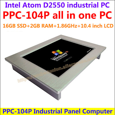 10.4'' industrial panel PC