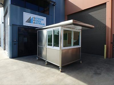 Food & Beverage Kiosk Coffee Cart Ready To Go Business