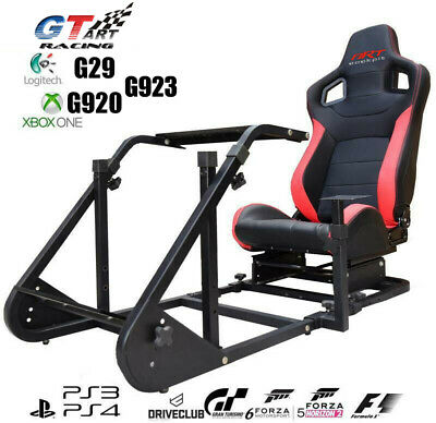 GT ART Racing Simulator Steering Wheel Stand forG27 G29 PS4 G920 T300RS 458 T80