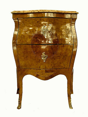 KOMMODE ITALIEN NEAPEL ROKOKO UM 1765 Louis XV commode Barock