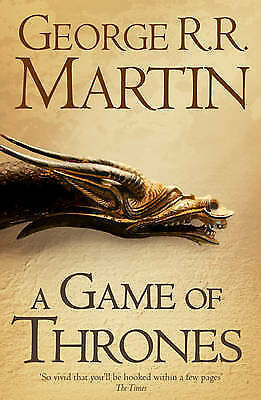 A Game of Thrones (Reissue) (A Song of Ice and Fire, Book 1),New Condition