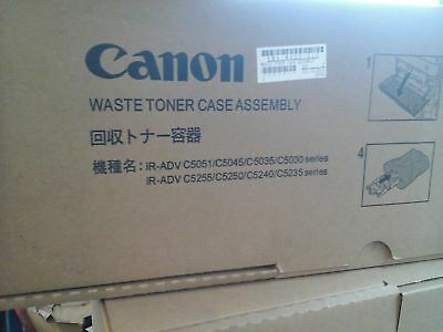 Genuine Canon FM4-8400-010 Waster Container C5035/C5045/C5051 SEALED VAT Inc