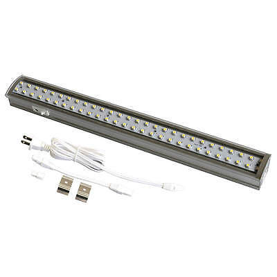 "12"" x 1-1/2"" x 1"" Dimmable LED Striplight with 336 Lumens"