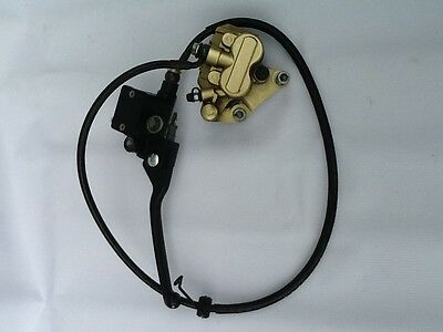 Aprilia Sr125 Mt Complete Front Brake With Lever And Master Cylinder & Caliper
