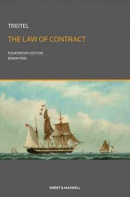 Treitel on the Law of Contract (Classics), Edwin Peel, Very Good condition, Book