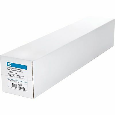 """HP CG419A Photo-Realistic Poster Paper (36"""" x 200' Roll) - BRAND NEW!"""