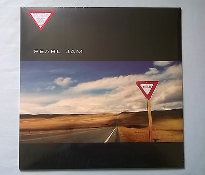 PEARL JAM - Yield - 12'' Vinyl - 2016 Remastered - New and Sealed