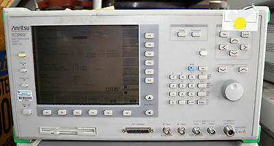 Anritsu Mt8801C Radio Communication Analyzer Options 01,07,11,24