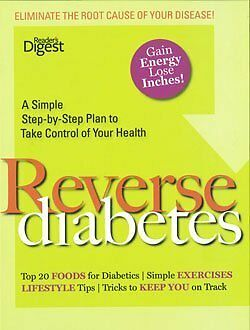 Reverse Diabetes by The Readers Digest Association