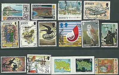 Jersey QE2 selection used