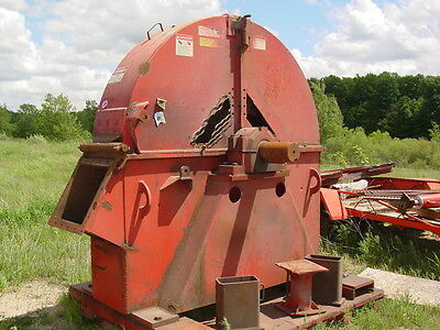 "Morbark 83"" Stationary Chipper; 2009 Model"