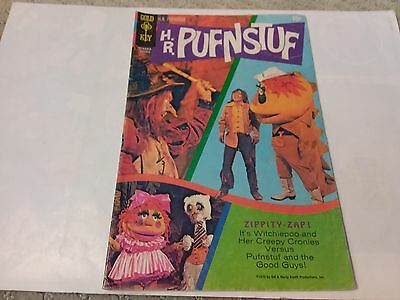 H.r. Pufnstuf  No.1 Comic 1970