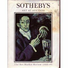 Sothebys Art at Auction, 1994-95: The Art Market