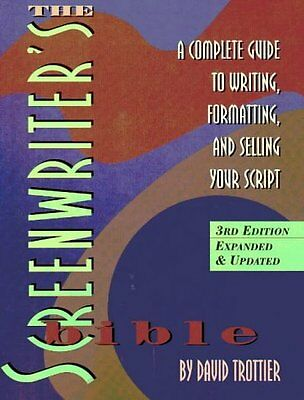The screenwriters bible writing formatting and selling your the screenwriters bible a complete guide to writing formatting and selling y fandeluxe Gallery