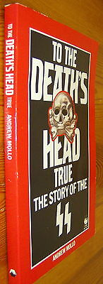 Death's Head The True Story Of Ss German Nazi Ww2