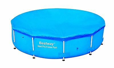 Swimming Pool Cover Garden Above Ground Swimming Pools Debris Cover Bestway 12ft