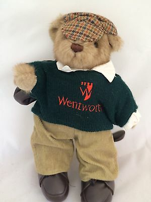 Wentworth Golf Club Teddy Bear Soft Toy