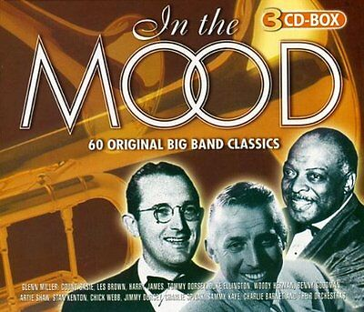 In the Mood Audio CD