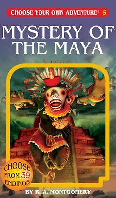 Mystery of the Maya (Choose Your Own Adventure #5) by R. A. Montgomery