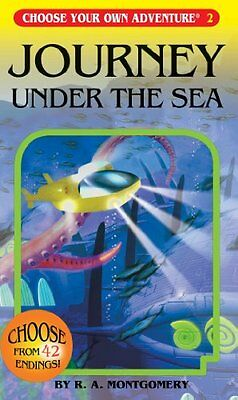 Journey Under the Sea (Choose Your Own Adventure #2) by R. A. Montgomery