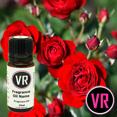 10ml ROSE GARDEN Fragrance Oil Home Fragrance Soaps Candles