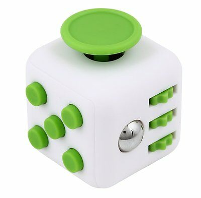 Fidget Cube Hand Finger Spinner Stress Anxiety Relief ADHD Adult Children Kids