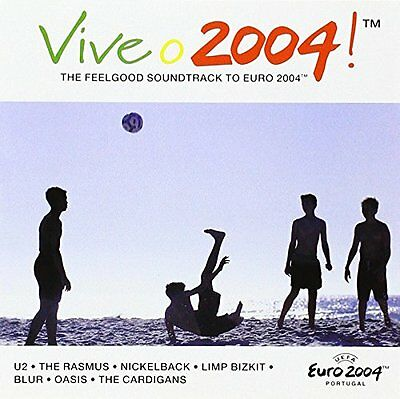 Vive O 2004 - Euro 2004 Audio CD