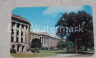 ILLINOIS IL Rockford - Abraham Lincoln Junior High School Vintage Postcard